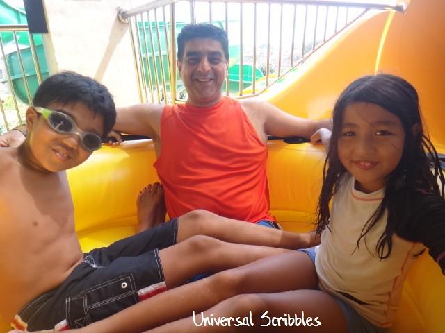 Waterbom Bali Slides 7