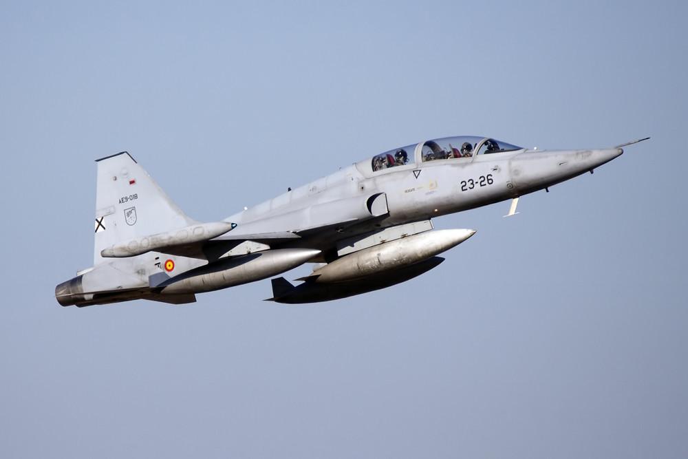 Northrop F-5M Freedom Fighter (AE.9)