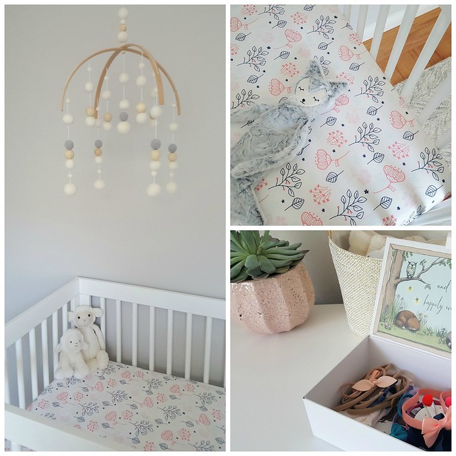 Nursery Collage