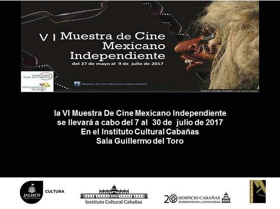 2017.07.30MUESTRA DE CINE MEXICANO INDEPENDIENTE