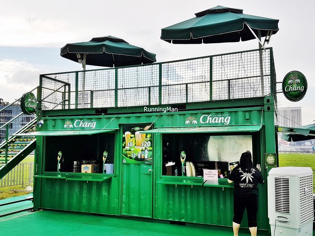 Chang Sensory Trails 2017 Booth