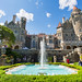 Small photo of Casa Loma Rear View