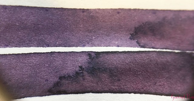 Ink Shot Review Abraxas Violett of Switzerland @laywines 4