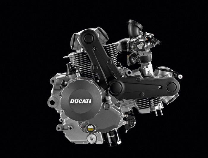 Ducati HM 796 Hypermotard 2010 - 11