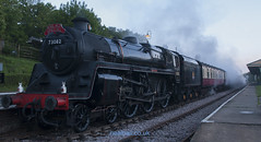 BR Standard No 73082 4-6-0 jr