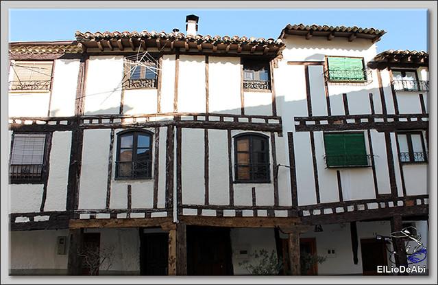 Pueblos mas bonitos de España en Burgos Covarrubias (5)