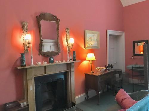 Bedroom, Mount Stewart House, Co. Down