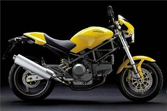 Ducati 900 MONSTER ie 2001 - 6