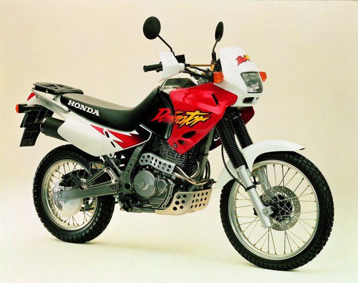 Honda NX 650 Dominator 2002 - 0