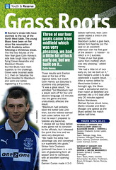 Everton vs Middlesbrough - 2001 - Page 40
