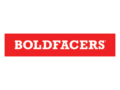 Boldfacers