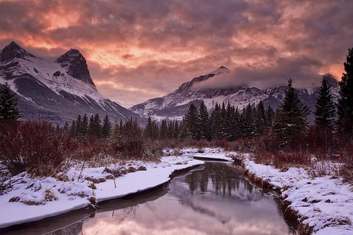 Sunset 2014 Canmore