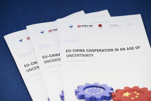 Eu-China cooperation in an age of uncertainty - Summit
