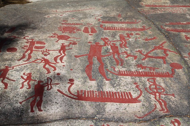 Fossum Rock Carvings 17, Canon EOS 500D, Canon EF-S 18-135mm f/3.5-5.6 IS