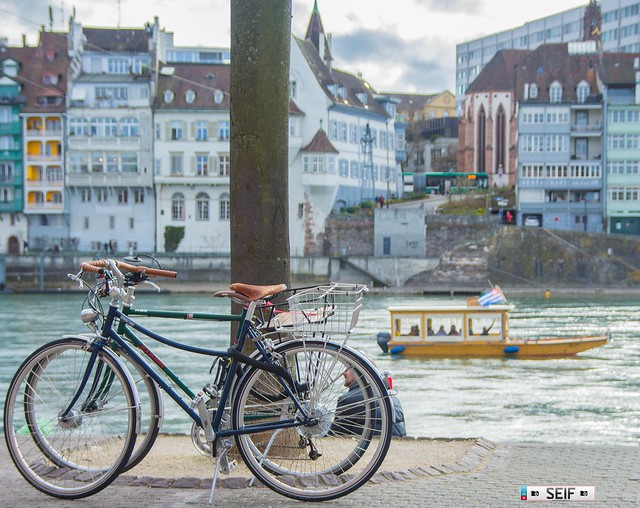 Bicycle Basel Switzerland 2017, Nikon D7200, Sigma 18-200mm F3.5-6.3 DC OS HSM