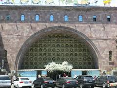 Prospect mall in Yerevan