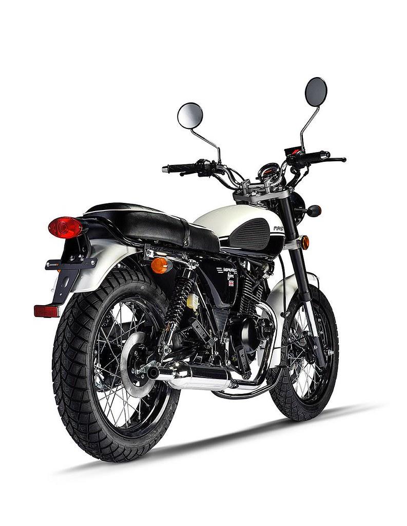 mash 125 seventy five vintage 2015 galerie moto motoplanete. Black Bedroom Furniture Sets. Home Design Ideas