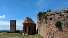 Château de Lichtenberg #VisitAlsace