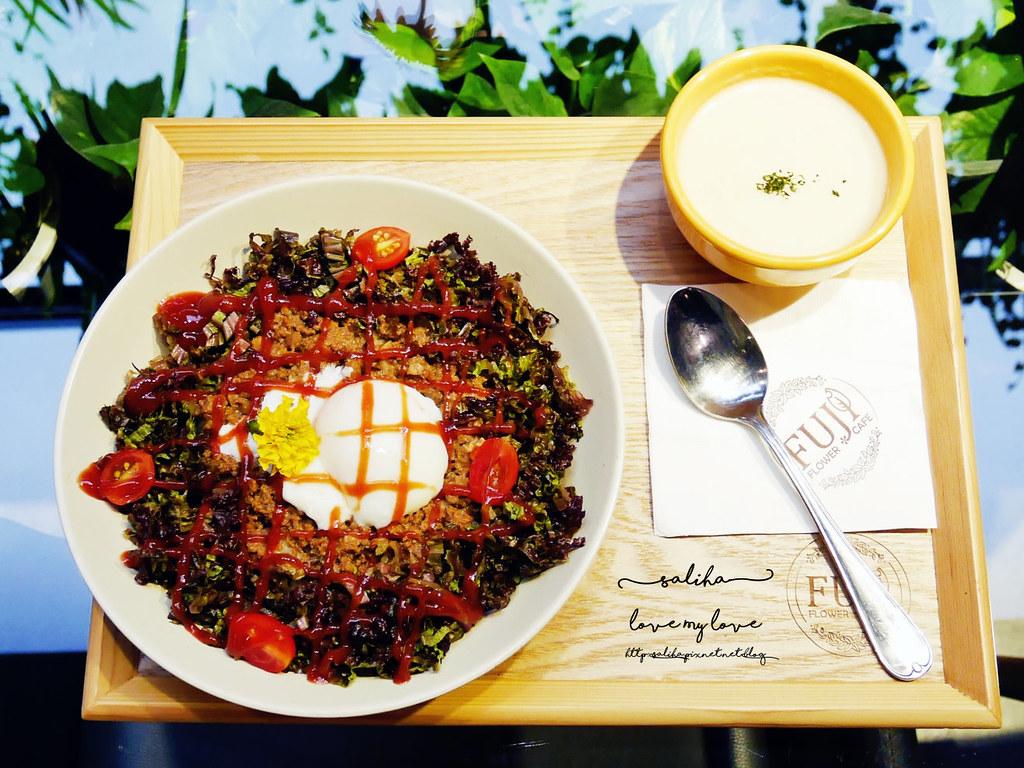 台北信義區花店咖啡館餐廳推薦FUJI FLOWER CAFE (12)