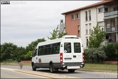 Irisbus Daily - Les Courriers de la Garonne (Transdev) / Tisséo n°8500