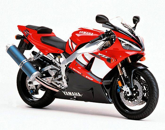 Yamaha YZF-R1 1000 2000 - 19