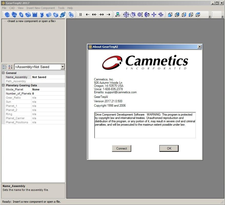 Camnetics Suite 2017 CamTrax64-GearTeq-GearTrax for AI-SE-SW full 32bit- 64bit