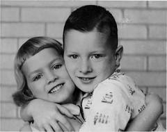 Alison & Wayne Shoaf, Boulder, CO, 1961