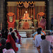 Snan Yatra is a sacred day when ceremonial Abhisheka is performed to Lord Jagannatha at Puri Tirtha Kshetra.  Ten years ago on this holy day the footprints of the Holy Mother Sri Sarada Devi were installed in the shrine of Ramakrishna Mission, Delhi. In commemoration of that sacred event, SPECIAL PUJA AND HOMA is performed on Snan Yatra Day.