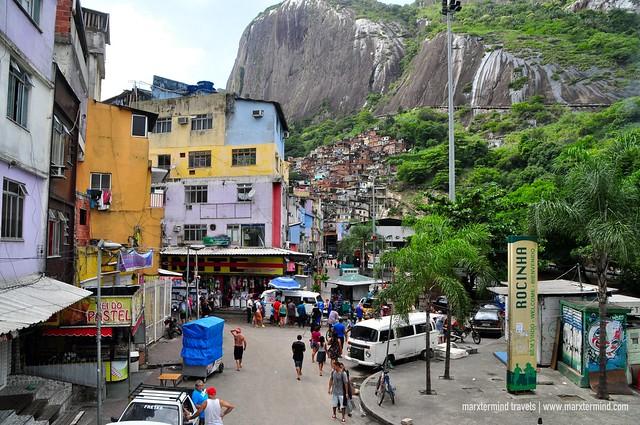 Rocinha Favela Tour in Rio de Janeiro