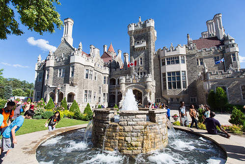 Casa Loma Front View