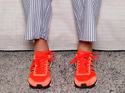 running-in-pyjamas