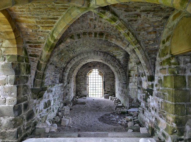 Kinloss Abbey
