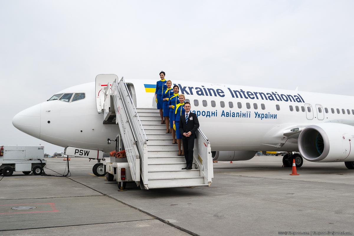Новый Boeing 737 MАУ и новое меню для пассажиров