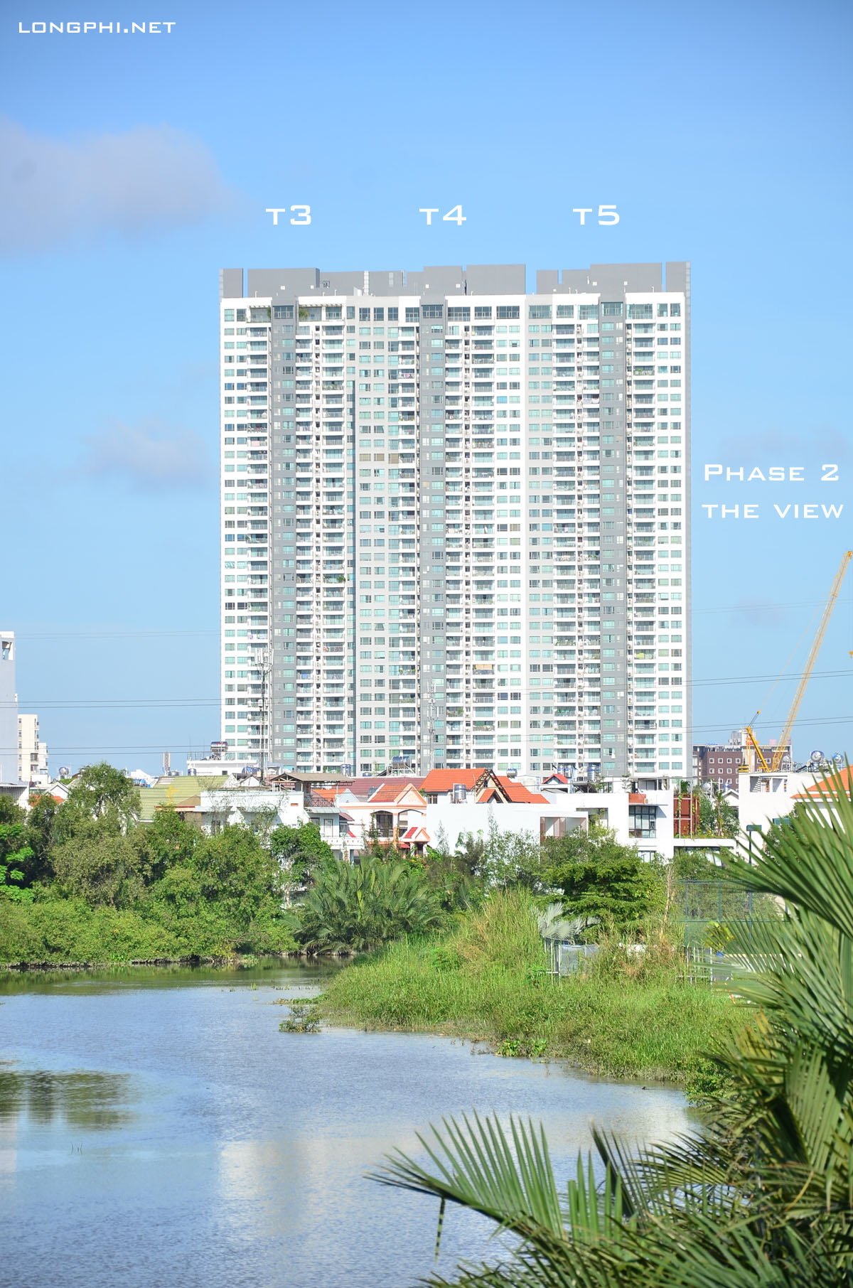 Căn hộ The View - Riviera Point quận 7 - Keppel Land.