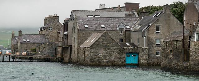 Lerwick waterfront, Nikon D800, Sigma 150-600mm F5-6.3 DG OS HSM | S