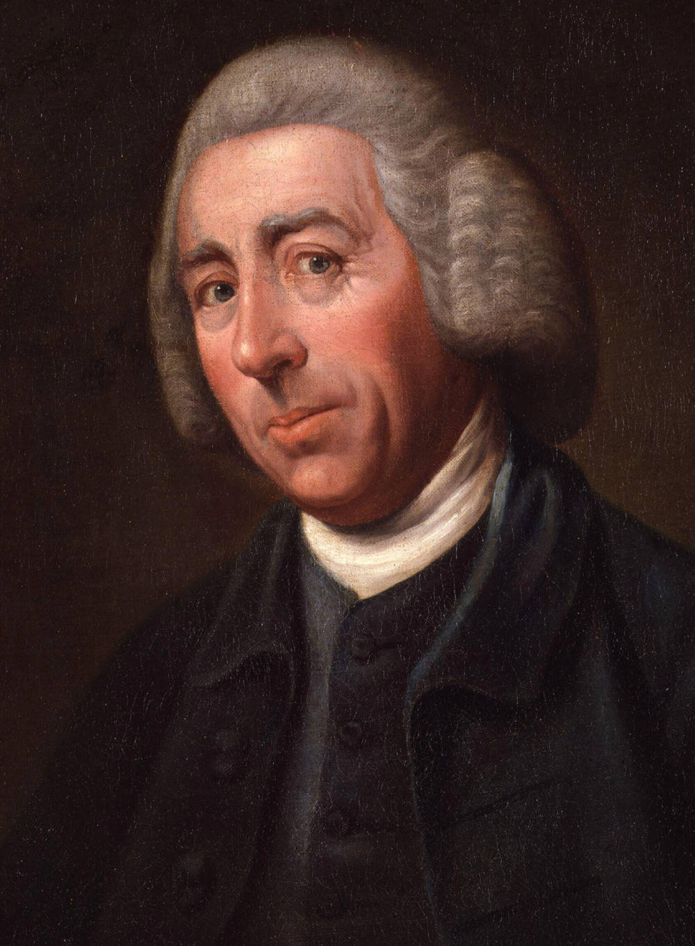 Lancelot 'Capability' Brown, by Nathaniel Dance