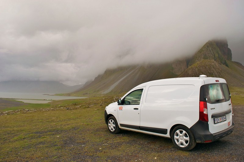 Iceland on a budget - Save money hire a camper van