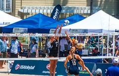 Collegiate Beach Volleyball Championship