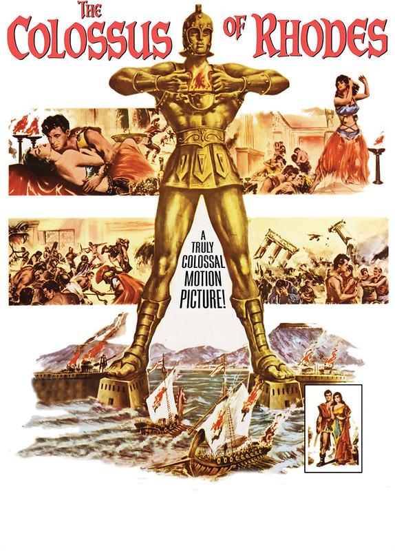 Il Colosso di Rodi - Poster 2