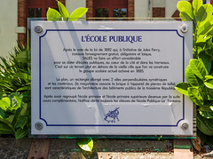 Photo of White plaque number 43379