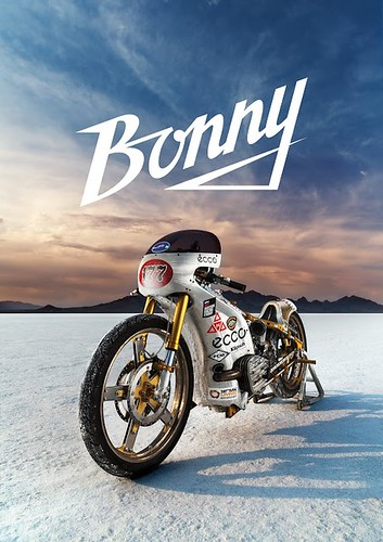«Бонни: русский рекорд на соляном озере» - премьера на Discovery Channel