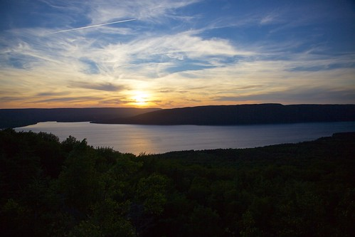 canon 5dmarkii travel novascotia sunset sky clouds dusk magichour lake sun panorama stannslookoff lookoff