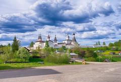 Ferapontov Convent. Ferapontovo Village, Vologda Region.
