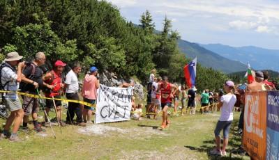 Krupička jedenáctý na mistrovství Evropy v běhu do vrchu