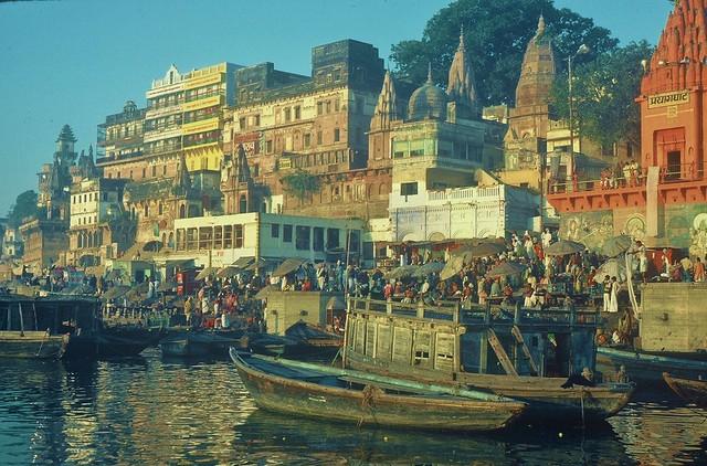 Varanasi waterfront