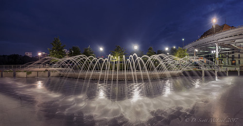 Georgetown Waterfront Park Pano
