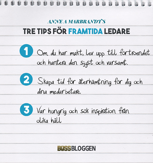 3 Tips Anne A Marbrandt