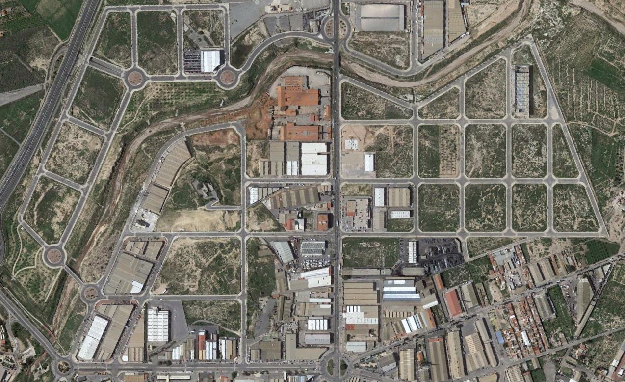 ciudad de asís, alicante, asís ansari, después, urbanismo, planeamiento, urbano, desastre, urbanístico, construcción, rotondas, carretera