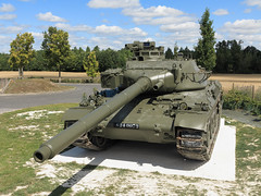 AMX-30 - Photo of Chaudardes