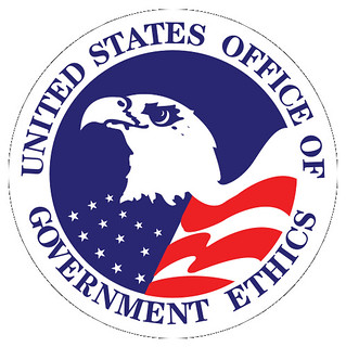 The Head of the Office of Government Ethics Resigns